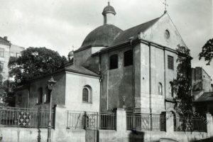 Церква святого Миколая – княжий храм Львова