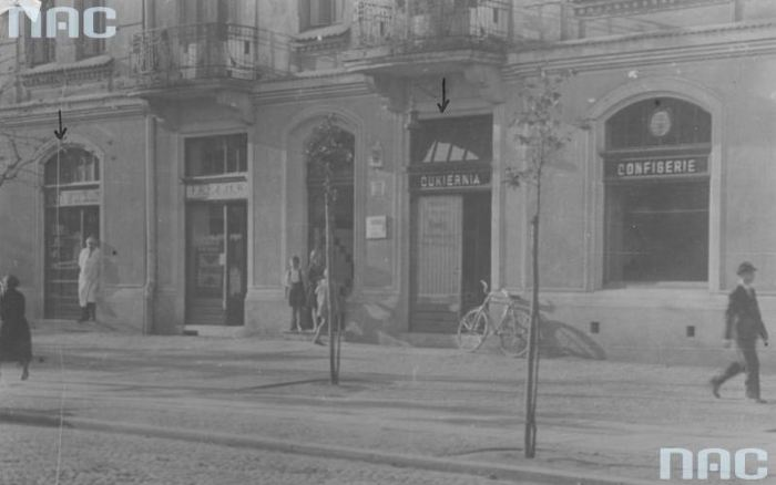 "Цукерня ""Confiserie"" на вулиці Lubicz"
