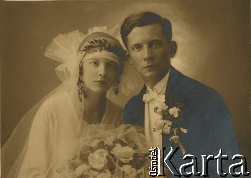 Helenа Scheidel, Zdzisław Kunz, 7 серпня 1927