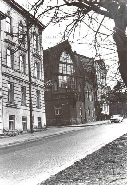 Вілла Яна Стики 1970-985