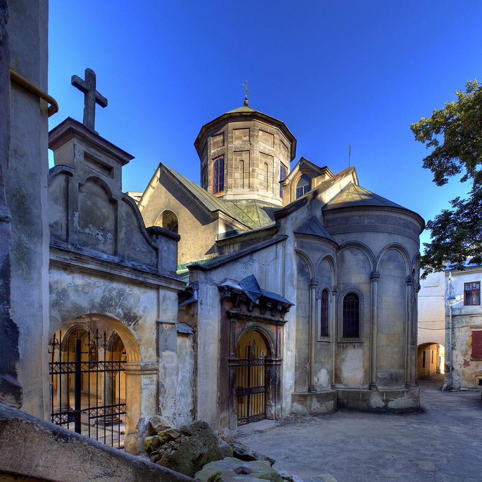 Вірменська церква © Oleh Voznyy