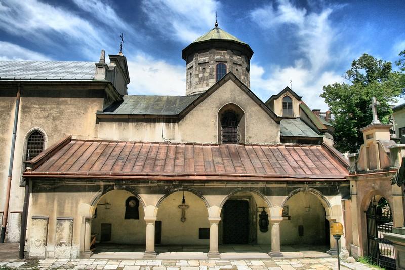 Вірменський Собор у Львові