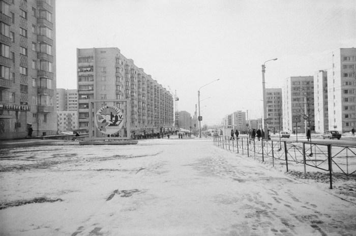 Володимира Великого у 1976-1978 роках