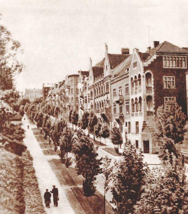 Вулиця Кадетська