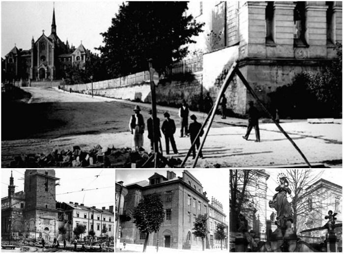 Як личаківці Львів годували та за що незлюбили трамвай