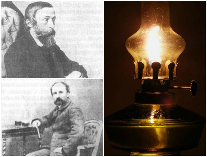 Йоган Зех та Ігнацій Лукасевич