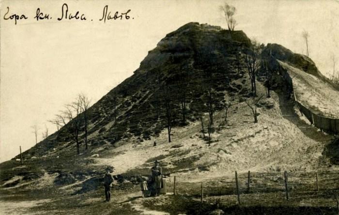 Левова гора, 1925 рік