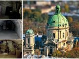 Підземелля Домініканського собору, або війна за наречену (відео)