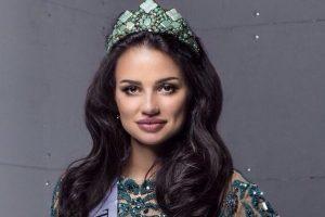 Вперше в історії віце-міс Європа 2017 стала львів'янка