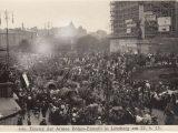 12 кадрів звільнення Львова від росіян у червні 1915 року
