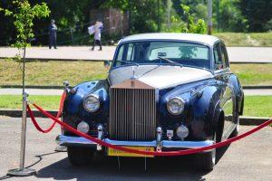 Львів'ян запрошують на фестиваль ретро-автомобілів «Leopolis Grand Prix». Програма фестивалю