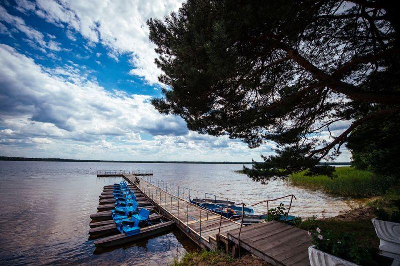 Біле озеро Володимирецький район Рівенської області