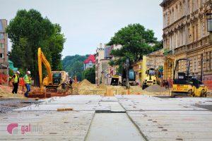 Трамвай повернеться на Личаківську вже в липні. Фотозвіт