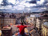 """Львівські руфери: """"Нам набридли буденні картини Львова, тому ми дивимось на нього зверху"""""""