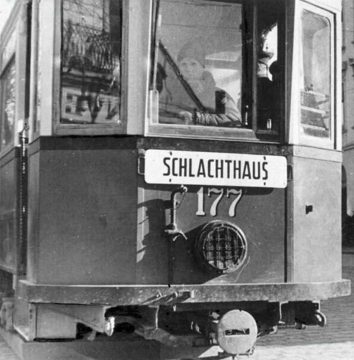 Львівський трамвай періоду 1941 – 1944 рр.