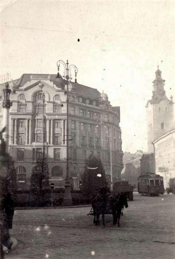 Нин. пл. Міцкевича, 1942 рік