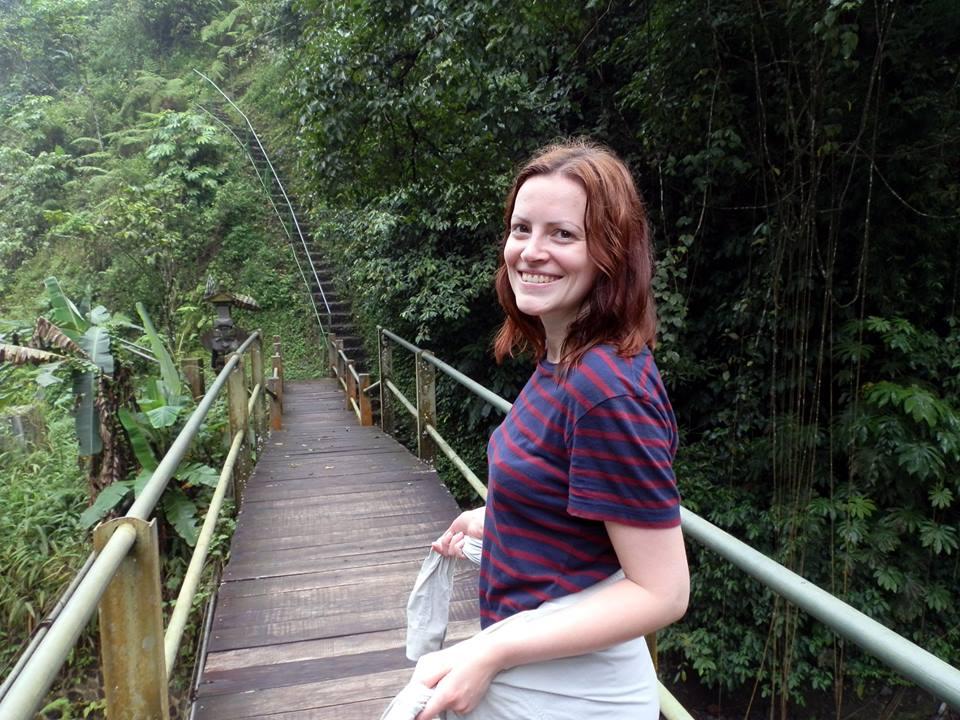 Шлях до водоспаду Секумпул, провінція Балі.