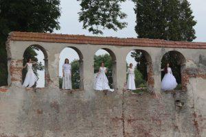 У Львові на Святоюрських пагорбах відбувся показ мод