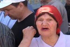 В Україні вперше оштрафували «ватницю» за георгіївську стрічку