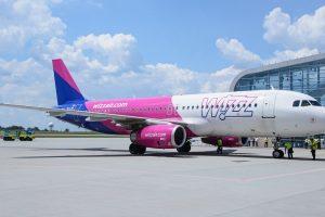 Wizz Air запустить рейс зі Львова до Будапешта на два місяці раніше. Розклад, вартість