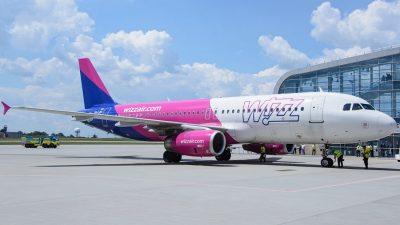 Wizz Air відмовив у посадці на рейс Франкфурт-Київ понад 30 пасажирам