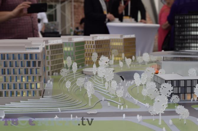 Яким буде ІТ Парк у Львові: оголосили перших резидентів. Візуалізація