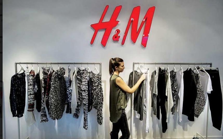 Шведська марка одягу H&M планує вийти на ринок України у 2018 році