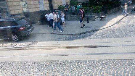 УЛьвові некурсують трамваї!