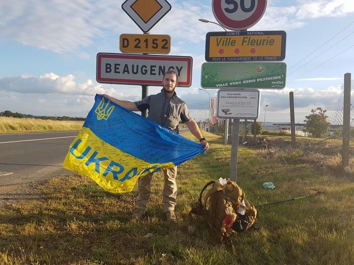 Безвіз в дії як подорож Європою переконала ветерана АТО перейти на українську