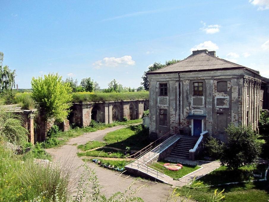 Бродівський замок – твердиня на кордоні з Російською імперією
