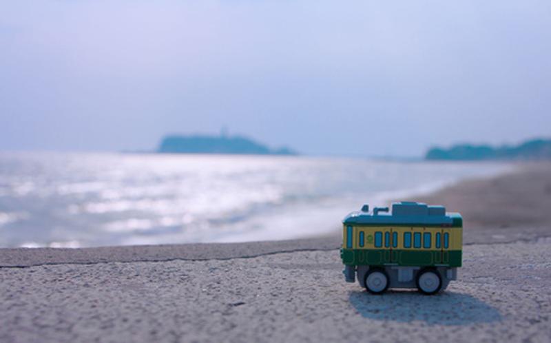 потяг на море