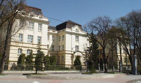 Львівський медуніверситет