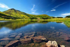 ТОП озер Карпат, які замінять морський відпочинок