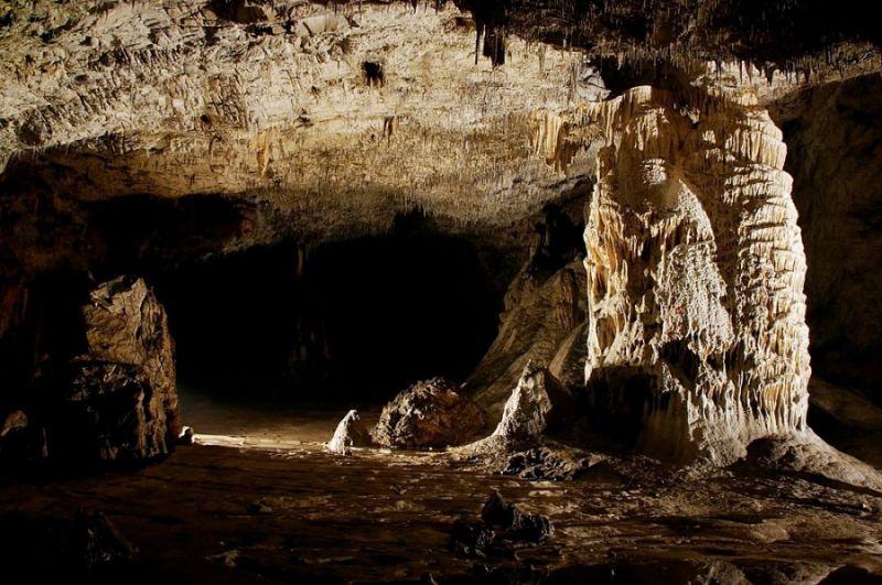 Печера Попелюшка