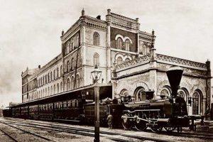 Вокзал, про існування якого знають не всі львів'яни або як 4 листопада 1861 року у Львові розпочалась історія української залізниці