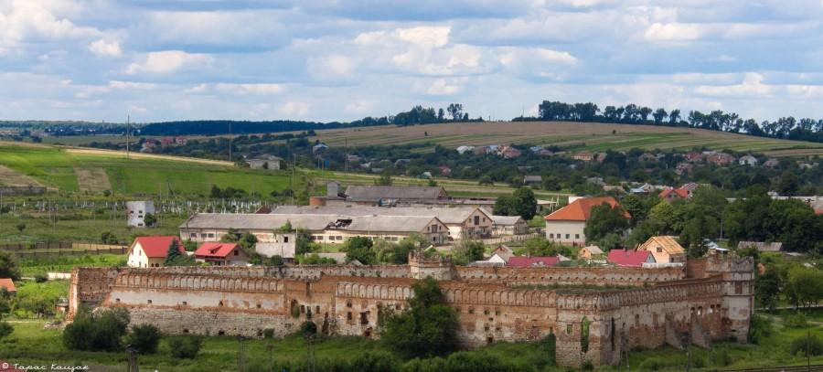 Старосільський замок – найбільший в області