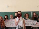 Львівські студенти вимагають призначати викладачів через конкурс