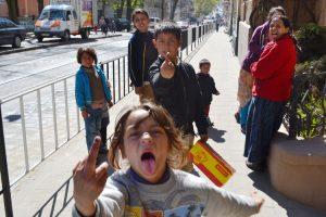 Закарпатські цигани масово атакують львів'ян на вулицях