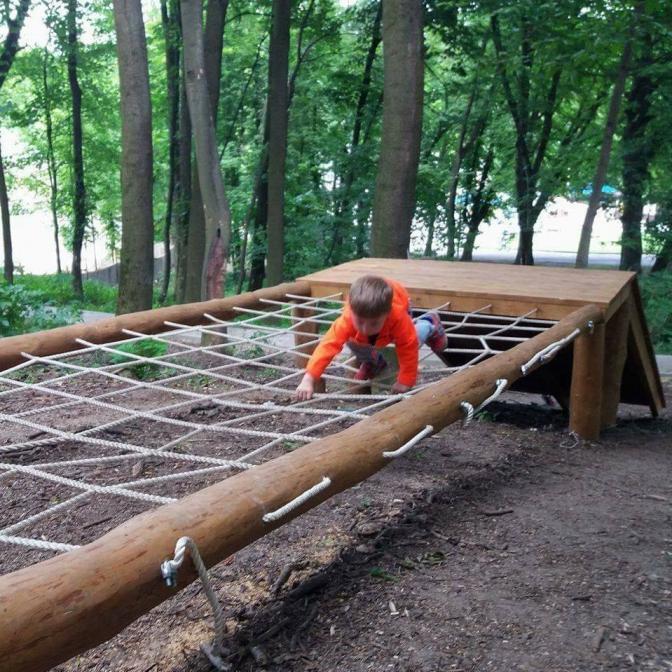 У Львові відкриють пригодницьке дитяче містечко. Візуалізація