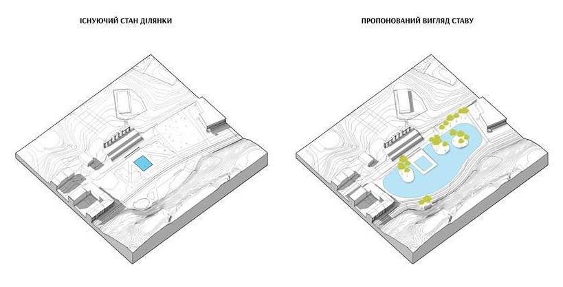 Як може змінитися розташування дороги на вул. Вітовського . Клікніть для збільшення