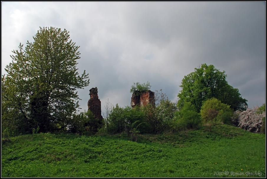 Замок у Мурованому – свідок кохання Лжедмитрія та Марини Мнішек