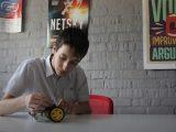Школяр з Сихівської гімназії у Львові створив англомовного робота-гіда