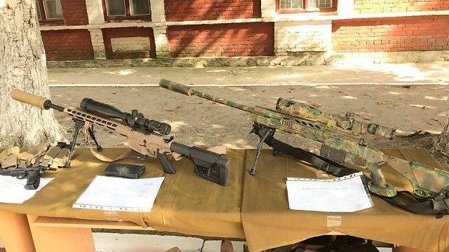 Петро Порошенко за власні гроші придбав 100 снайперських комплексів для спецпризначенців