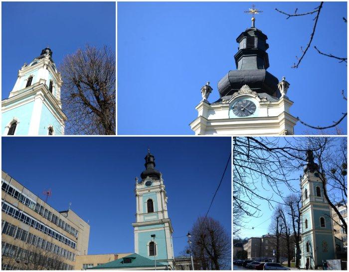 Дзвіниця церкви Святого Духа (Музей Русалки Дністрової)