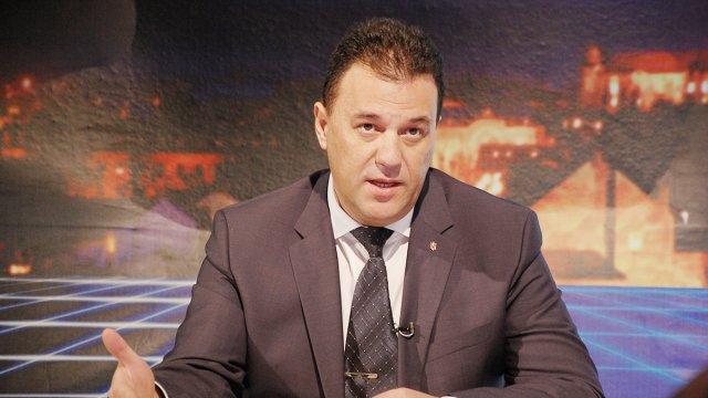 Голова Закарпатської обласної ради Михайло Рівіс