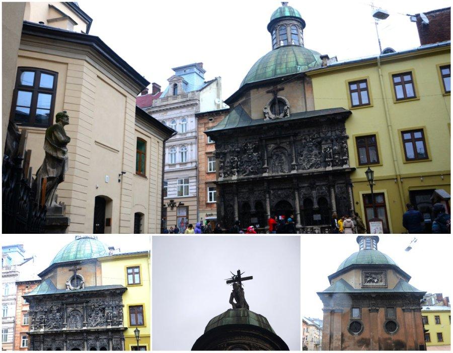 Каплиця Боїмів (філіяЛьвівської галереї мистецтв)