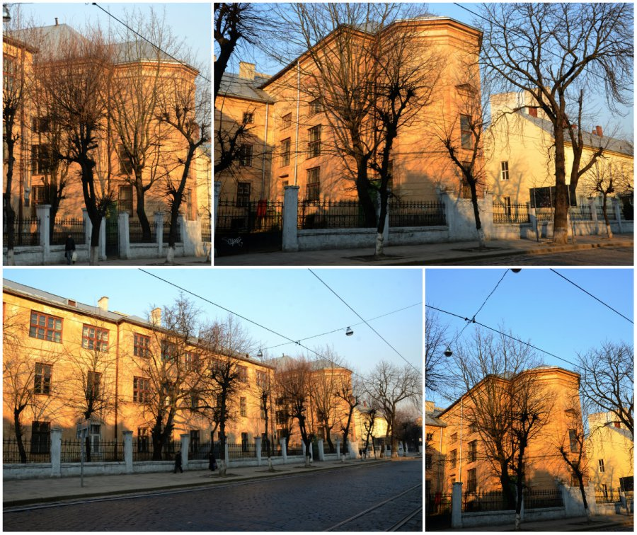 Каплицямонастиря Святої Терези (корпусЛьвівської Політехніки)