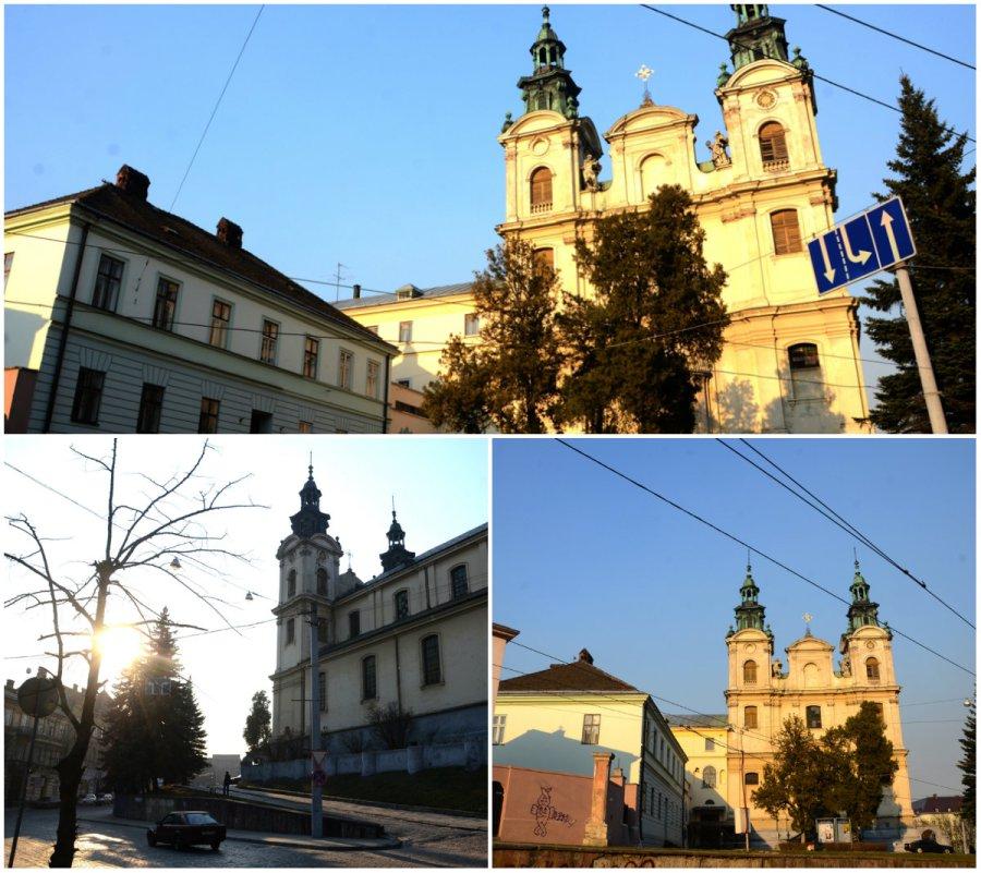Костел і монастир святої Марії Магдалини (Львівський органний зал