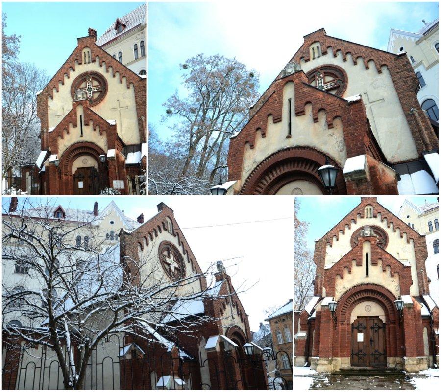Костел Святого Івана Хрестителя (Музей найдавніших пам'яток Львова)