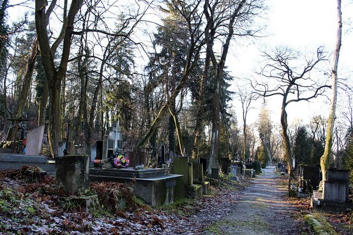 Личаківський цвинтар у Львові